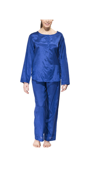 Traveler's Tree Travel Pyjama slaapkleding Dames Women blauw